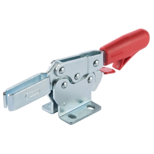 ML - OL_Horizontal Toggle Clamp with Folded Base and Anti-release Lever