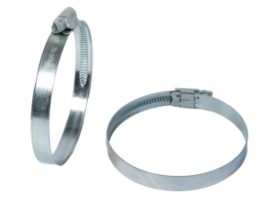 GZ _ Worm Drive Hose Clamp - Band 12 mm