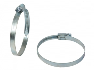 FZ _ Worm Drive Hose Clamp - Band 9 mm